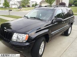 2000 black jeep grand armslist for sale 2000 jeep grand limited