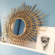 Miroir Soleil Ikea by Les Meubles Et Miroirs En Rotin