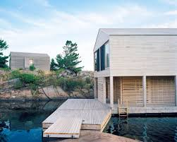beautiful lake huron floating house by mos inhabitat green floating house mos architects scd space cottage pinterest
