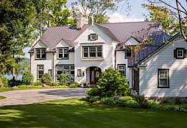 a gorgeous farmhouse style home on big cedar lake home lakes