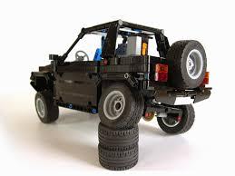 lego jeep suzuki vitara 4x4 p lego