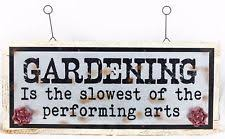 Red Shed Home Decor Wooden Country Garden Home Décor Plaques U0026 Signs Ebay