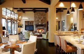 Kitchen Family Room Layout Ideas by Perfect Open Floor Plan Ideas Kitchen Family Room Plans Free In