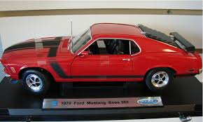 Mustang Boss 302 Black And Red Ford Cars 1970 Ford Mustang Boss 302