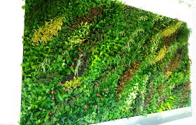 7 gorgeous vertical gardens that bring living growing art to the