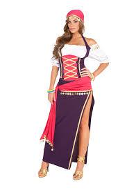 Gypsy Halloween Costume Gypsy Maiden Fortuneteller Psychic Costume 9225