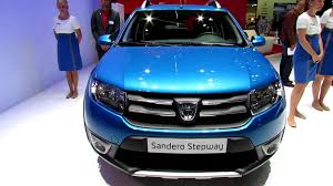 renault sandero stepway 2013 2014 dacia sandero stepway exterior and interior walkaround