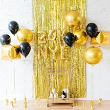 nye party kits 24k nye 2018 balloons new year s party decorations photo