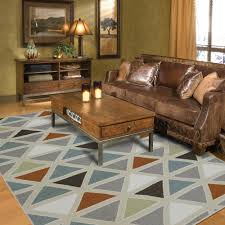 Area Rugs With Brown Leather Furniture Flooring Stunning Mohawk Rugs For Your Home Accessories