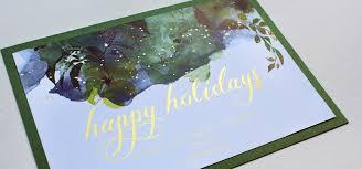 watercolor christmas cardsmomental designs