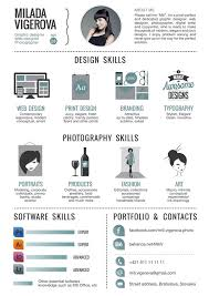 Graphic Designer Resume Samples by Examples Of Creative Graphic Design Resumes Graphic Designer