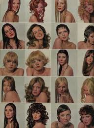 1970s hair shoulder length karin dor topaz 1970s 70s party and discos