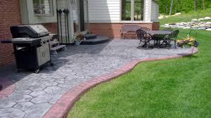diy concrete patio ideas concrete patio design ideas myfavoriteheadache com