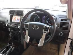 2012 Toyota Land Cruiser Prado Europe Car Exporter
