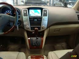 lexus rx 350 interior colors 2009 truffle mica lexus rx 350 awd pebble beach edition 22990588