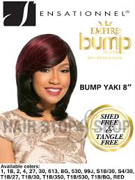 hair bump sensationnel empire bump collection bump yaki weave 8 inches