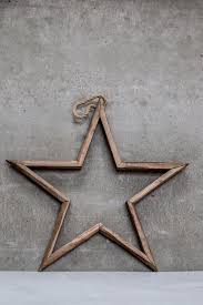 Gifts For Home Decoration China Heavy Natural Oak Wood Star Gift For Home Decoration China