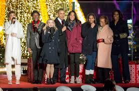national christmas tree lighting ceremony christmas lights