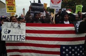 American Flag Upside Down Youth Are On The Frontlines In Ferguson And They Refuse To Back