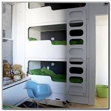 Bunk Beds For Small Spaces Entrancing 40 Cool Bunk Beds For Small Rooms Inspiration Of Best