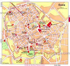 Where Is Portugal On The Map 12 Top Tourist Attractions In évora U0026 Easy Day Trips Planetware