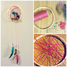 martin luther king day dream catcher with kids