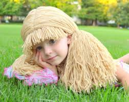 Cabbage Patch Doll Halloween Costume Cabbage Patch Costume Pageant Costumes Photo Props