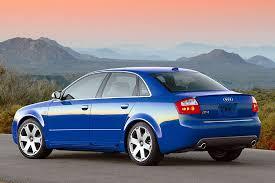 2004 audi s4 blue 2004 audi s4 overview cars com