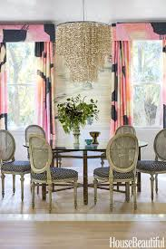 curtain ideas for dining room house beautiful dining rooms 2 new 60 modern window treatment