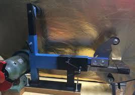 Diy Bench Sander 2x72 Belt Grinder 9 Steps With Pictures
