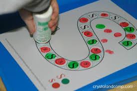 snowman do a dot printables for preschoolers crystalandcomp com