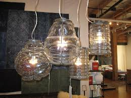 Hand Blown Glass Pendant Lights by Pendant Lighting Creative Contemporary Hand Blown Glass Pendant