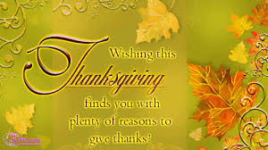 40 happy thanksgiving day greetings messages quotes