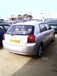price of toyota corolla 2003 2003 toyota corolla hatchback price 1 4 m naira see pix 229