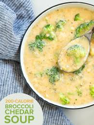 200 calorie panera style broccoli cheddar soup recipe 200