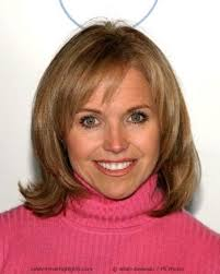 hairstyles of katie couric the most brilliant katie couric short hair intended for hairdo