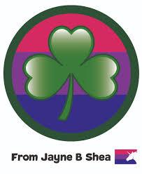 Polyamory Flag Jayne B Shea U0027s Bisexual Blog Bisexuality And Polyamory Bipride