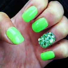 29 lovely green nails designs u2013 slybury com