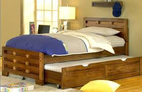 Queen Bed With Twin Trundle Newport Complete Queen Size Bed With Twin Trundle Treat Your