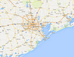 Houston Area Zip Code Map by Two Way Radios For Houston Businesses Pdvwireless Coverage