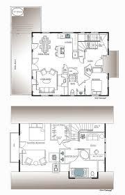 hawk mountain timber frame floor plan by timberpeg