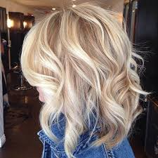 shades of high lights and low lights on layered shaggy medium length 60 best blonde hairstyles with lowlights and highlights