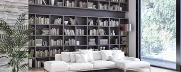 modern home library how to make a home library design furniture organization ideas