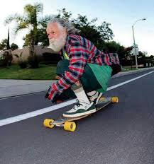 Skateboard Memes - old guy on skateboard blank template imgflip