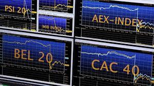 La Bourse Doute De La La Bourse De Fait Du Surplace L Express L Expansion