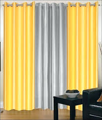bright yellow curtains bright gold curtains pale yellow sheer