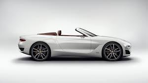 matte black bentley convertible electric bentley convertible concept proves evs don u0027t need to make