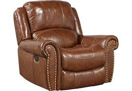 Leather Chair And A Half Recliner Living Room Reclining Chairs Rocker U0026 Power Recliners
