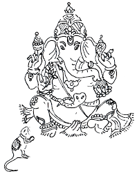 ganesh drawings free download clip art free clip art on