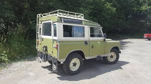 land rover series 3 off road 1976 land rover 88 series for sale 2011391 hemmings motor news